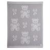 Baby blanket: bears & bows 839 - на 360.ru: цены, описание, характеристики, где купить в Москве.