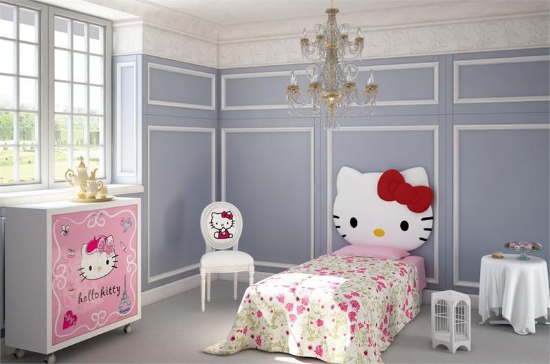 Hello Kitty bedroom - на 360.ru: цены, описание, характеристики, где купить в Москве.