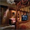 Bedroom in honey oak and red - на 360.ru: цены, описание, характеристики, где купить в Москве.