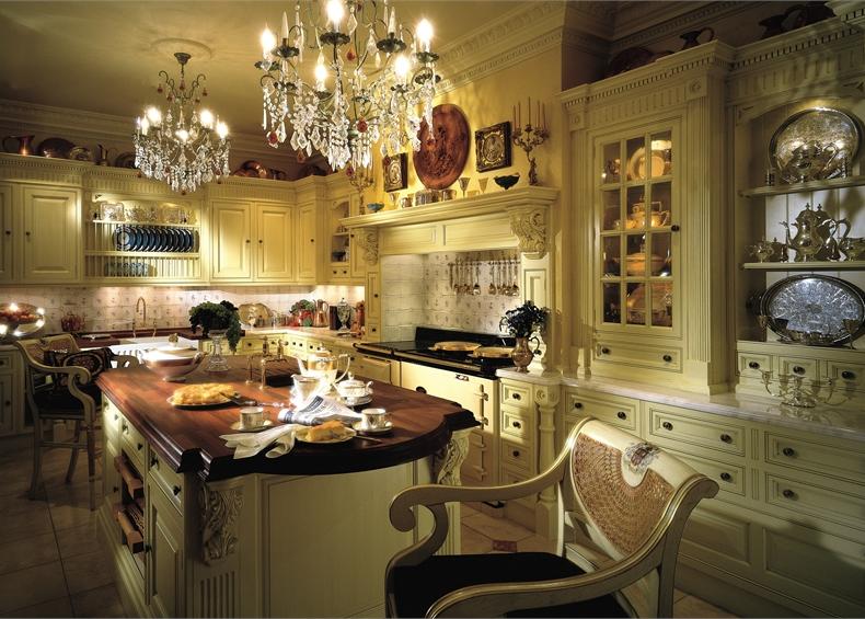 Kitchen in cream - на 360.ru: цены, описание, характеристики, где купить в Москве.