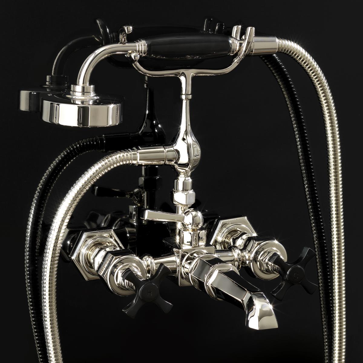 Jubilee Cross bathtub mixer 02 - на 360.ru: цены, описание, характеристики, где купить в Москве.