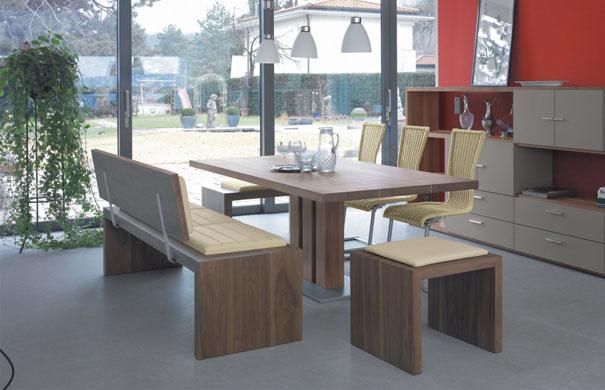 кухонные столы на одной опоре фото