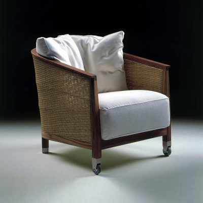 Mozart small armchair - на 360.ru: цены, описание, характеристики, где купить в Москве.