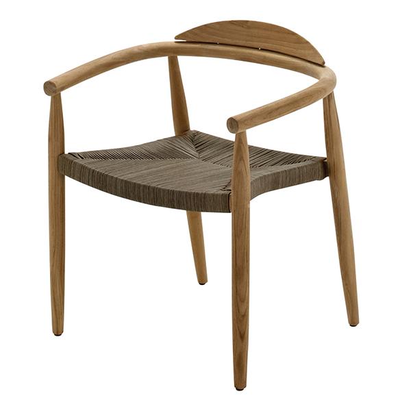 Dansk Dining Chair with Arms - на 360.ru: цены, описание, характеристики, где купить в Москве.