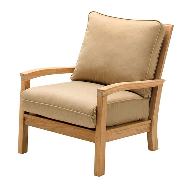 Kingston Deep Seating Armchair - на 360.ru: цены, описание, характеристики, где купить в Москве.