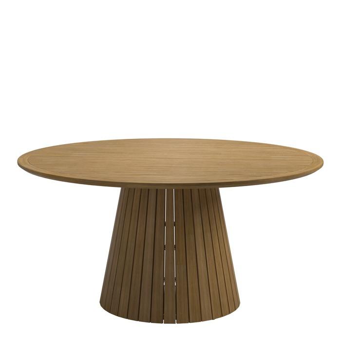 Whirl Teak dining table 150 - на 360.ru: цены, описание, характеристики, где купить в Москве.