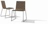 Trenza Chair - на 360.ru: цены, описание, характеристики, где купить в Москве.