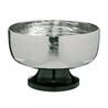 Silvered bowl with black lacquered base - на 360.ru: цены, описание, характеристики, где купить в Москве.