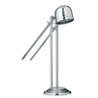 Chrome floor standing lamp - на 360.ru: цены, описание, характеристики, где купить в Москве.