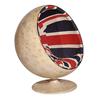 Pod Chair Vintage Union Jack Denim - на 360.ru: цены, описание, характеристики, где купить в Москве.