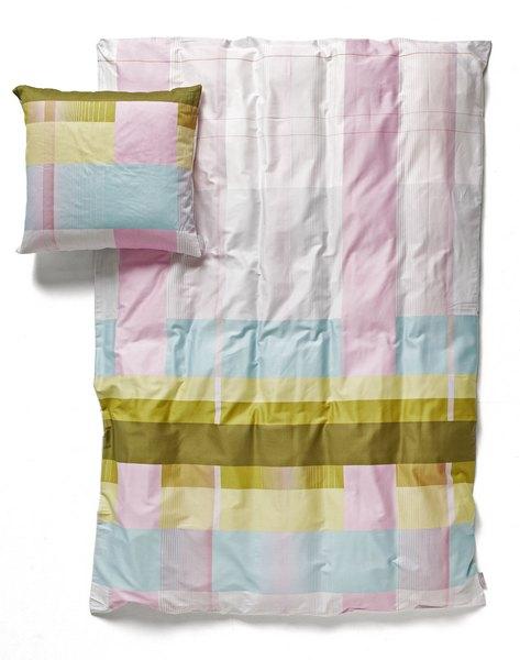 Colour Block Bed Linen - на 360.ru: цены, описание, характеристики, где купить в Москве.