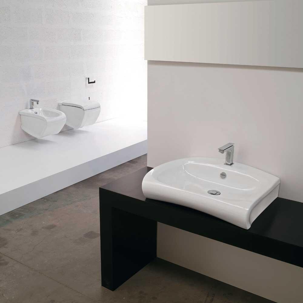 Hi-Line Counter top washbasin - на 360.ru: цены, описание, характеристики, где купить в Москве.
