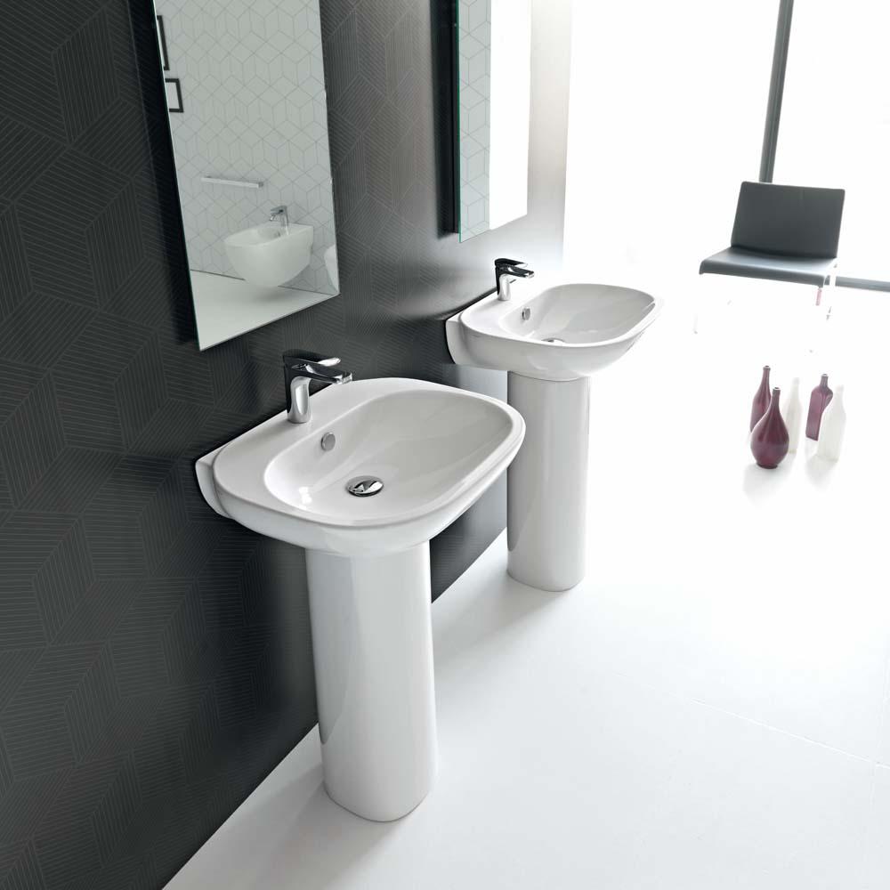 ABC Pedestal washbasin - на 360.ru: цены, описание, характеристики, где купить в Москве.
