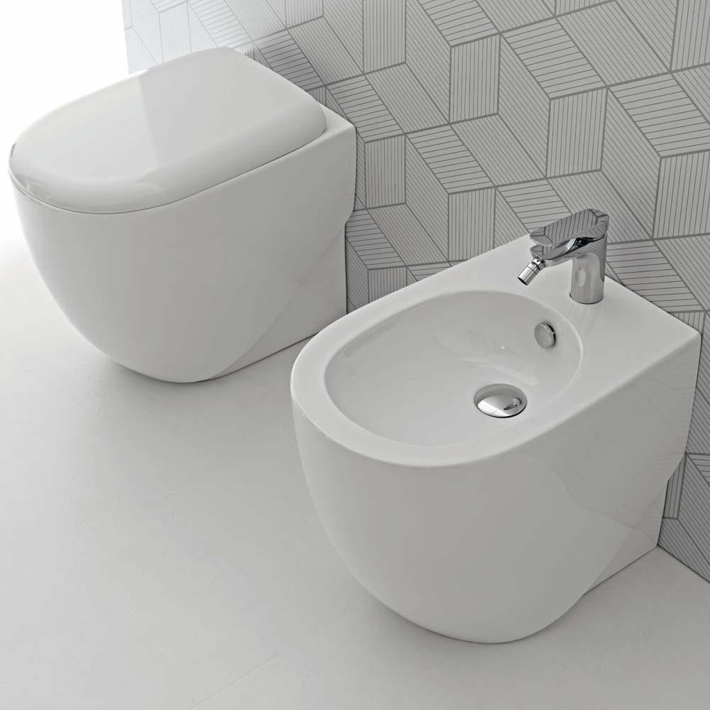 ABC ab10 Back to wall WC - на 360.ru: цены, описание, характеристики, где купить в Москве.