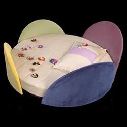 Felix baby capitonne letto