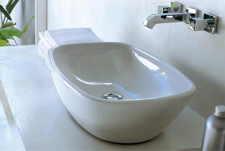 J4 countertop basin 55 cm - на 360.ru: цены, описание, характеристики, где купить в Москве.