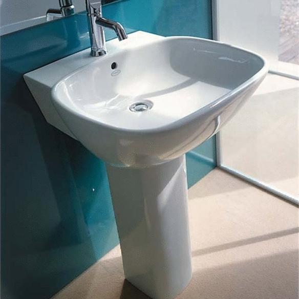 J4 basin with pedestal - на 360.ru: цены, описание, характеристики, где купить в Москве.