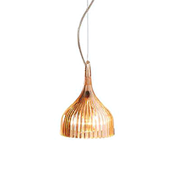 E suspension lamp