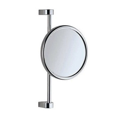 Adjustable bathroom mirrors