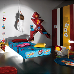 Tangram Kids Room