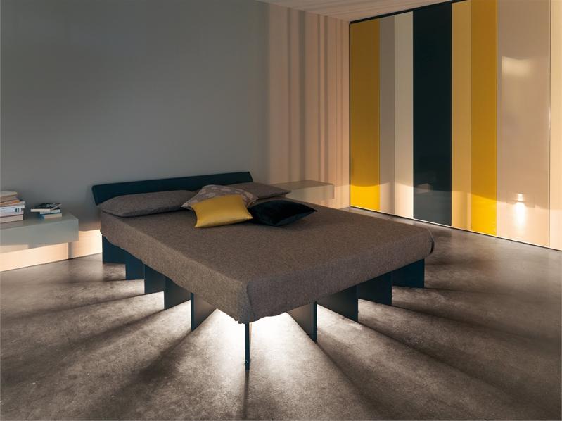 Спальни - Фото - Современный дизайн.