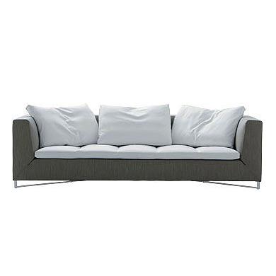 FENG 3 seat sofa - на 360.ru: цены, описание, характеристики, где купить в Москве.