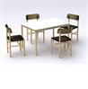 Trattoria Chair - на 360.ru: цены, описание, характеристики, где купить в Москве.