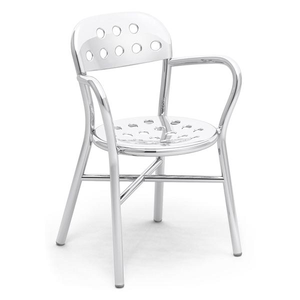Pipe Chair with armrest - на 360.ru: цены, описание, характеристики, где купить в Москве.