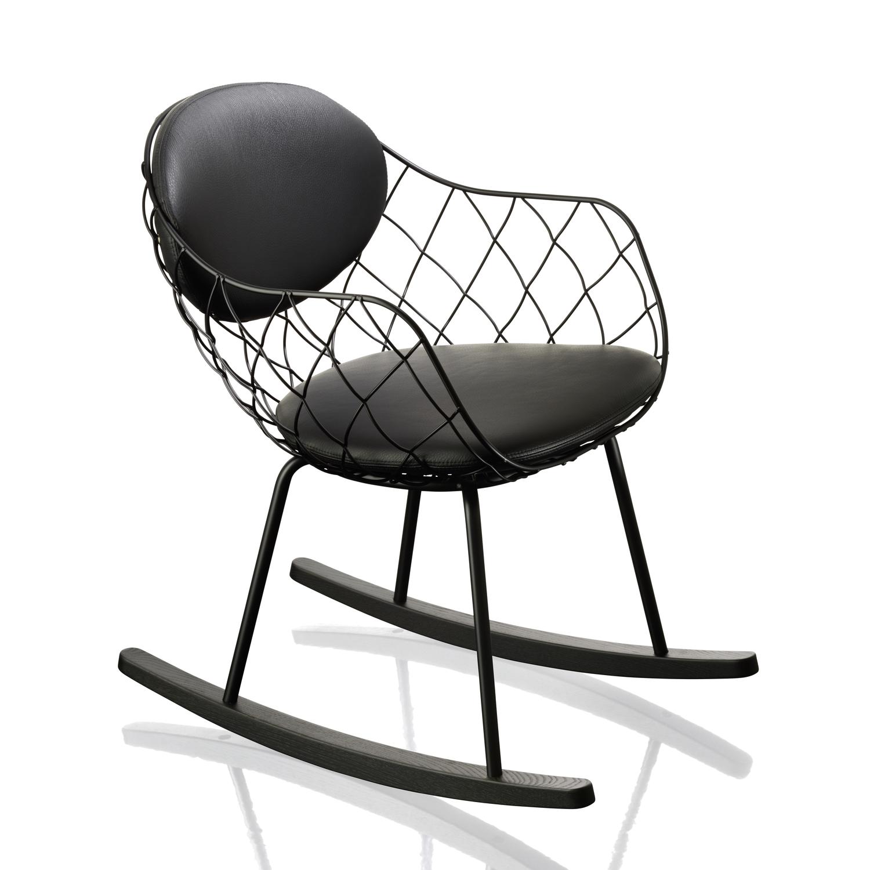 Pina rocking chair - на 360.ru: цены, описание, характеристики, где купить в Москве.
