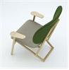 Klara armchair - на 360.ru: цены, описание, характеристики, где купить в Москве.