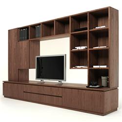 Raffaello Bookcase / TV Unit