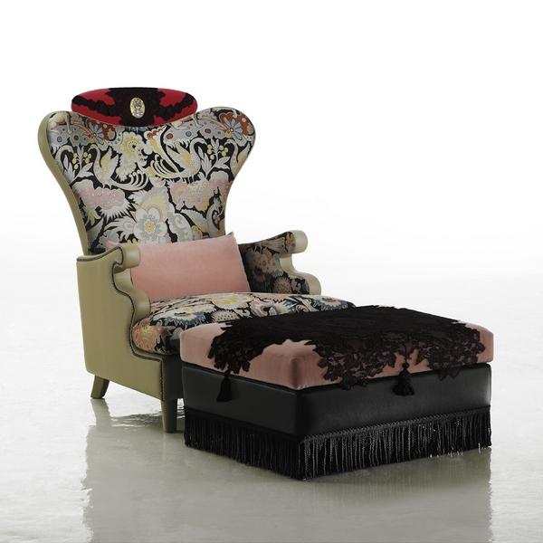 Theodora armchair - на 360.ru: цены, описание, характеристики, где купить в Москве.