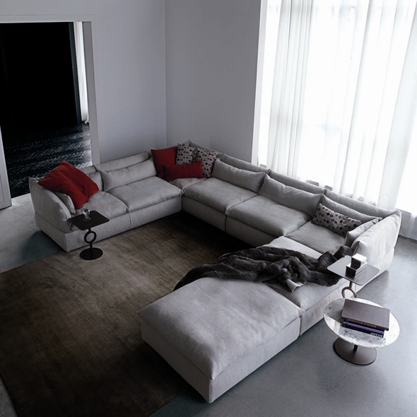 Compos 07 sofa - на 360.ru: цены, описание, характеристики, где купить в Москве.