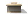 Cubus Home office desk - на 360.ru: цены, описание, характеристики, где купить в Москве.