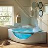 266 Угловая ванна - на 360.ru: цены, описание, характеристики, где купить в Москве.