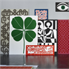 Environmental Enrichment Panels Black and White - на 360.ru: цены, описание, характеристики, где купить в Москве.