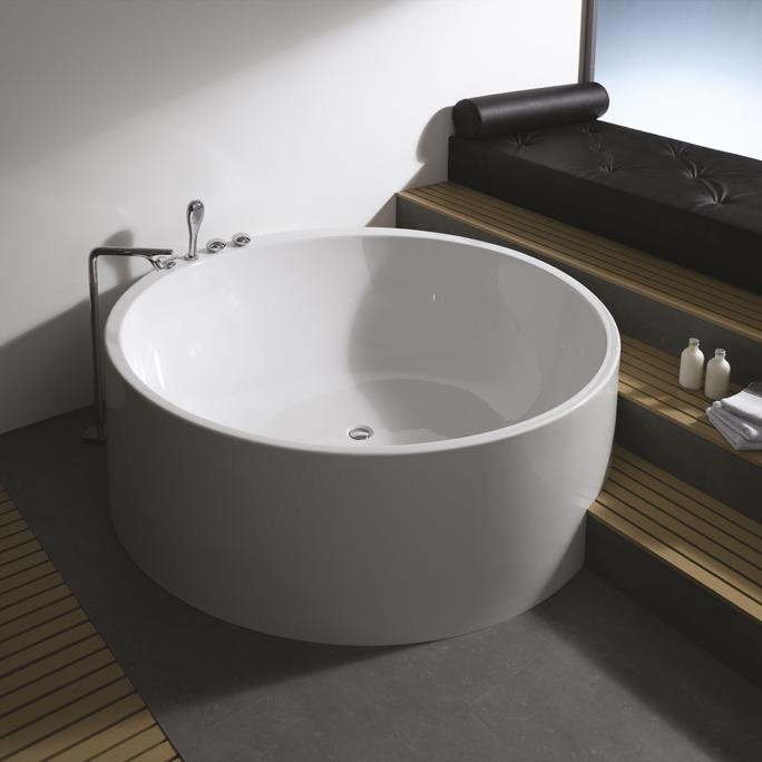Cylindrical bathtub - на 360.ru: цены, описание, характеристики, где купить в Москве.