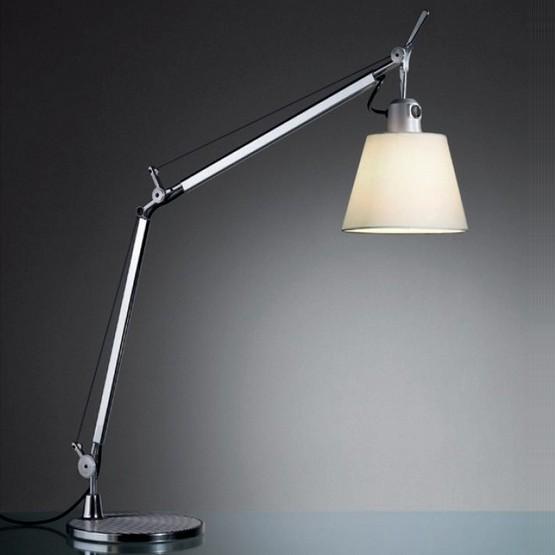 Настольная лампа (Mw-light) бежевый текстиль 49 см