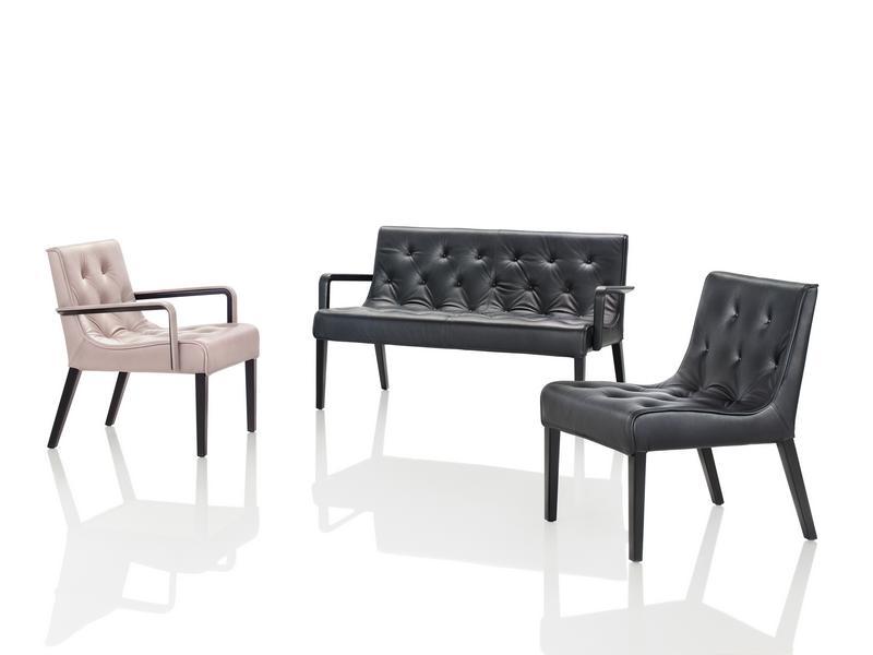 Leslie armchair - на 360.ru: цены, описание, характеристики, где купить в Москве.
