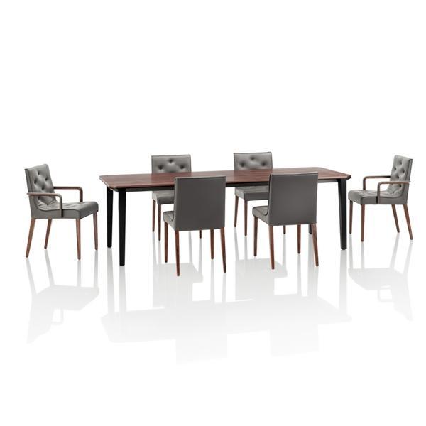 Leslie dining table - на 360.ru: цены, описание, характеристики, где купить в Москве.