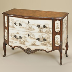 5043-217 Francese Chinoiserie