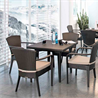 Irene square table - на 360.ru: цены, описание, характеристики, где купить в Москве.