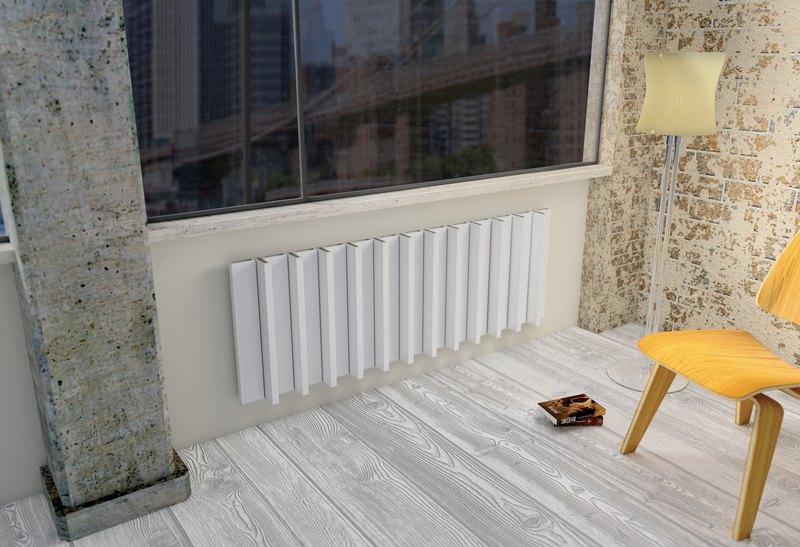 Радиаторы: новая старая форма dvamolotka.ru.