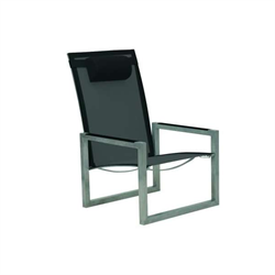 Ninix Armchair with high back