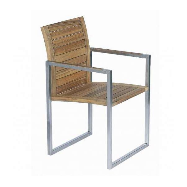 Ninix Chair Teak - на 360.ru: цены, описание, характеристики, где купить в Москве.